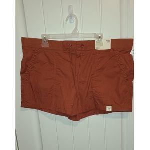 a.n.a. shorts 18 womens
